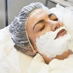 Alkaline-hair-removal